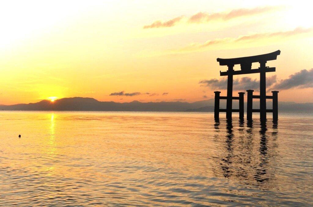 白髭神社 photo (公社)びわ湖高島観光協会